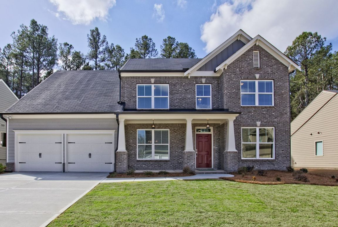 New Home Builders In Buford Ga