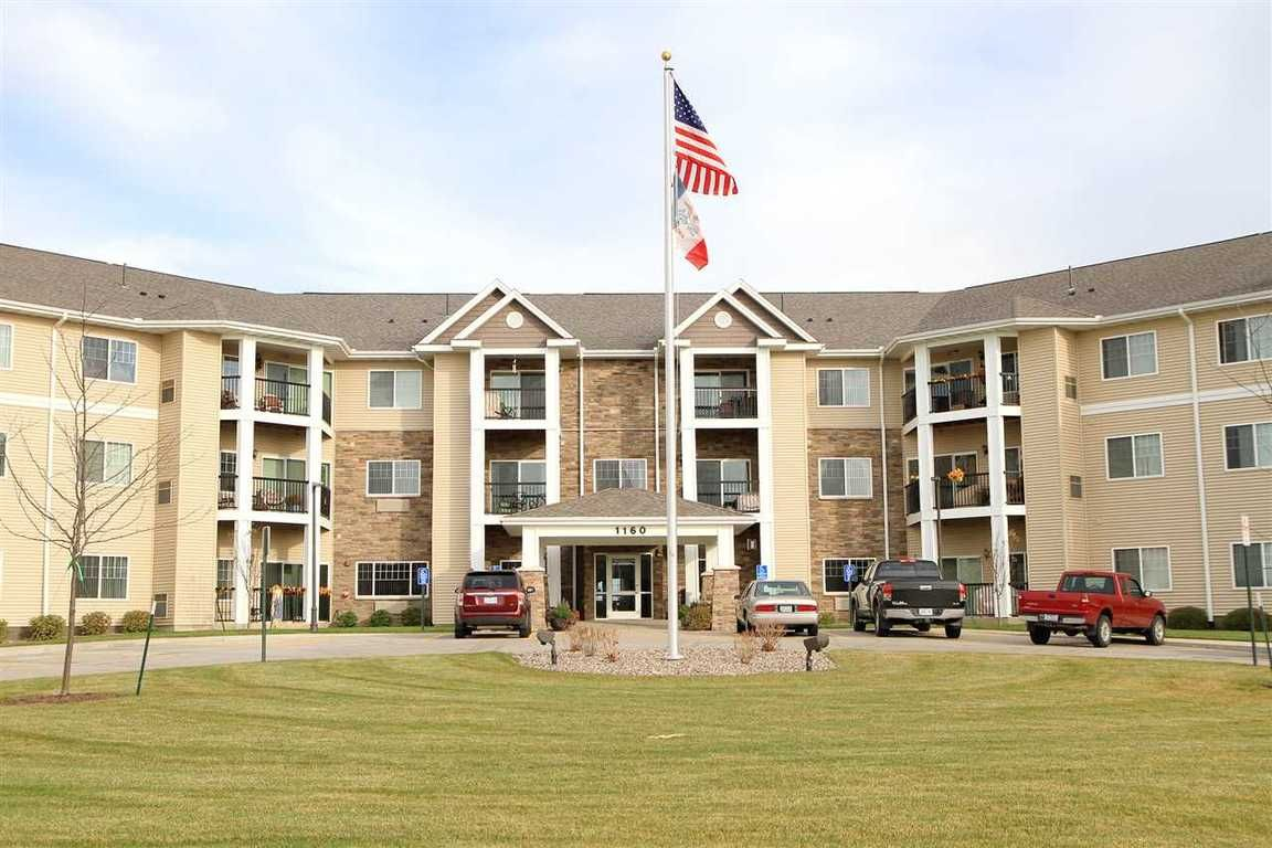 1160 14TH AVE NW UNIT 307 Clinton IA 52732 id-950931 homes for sale
