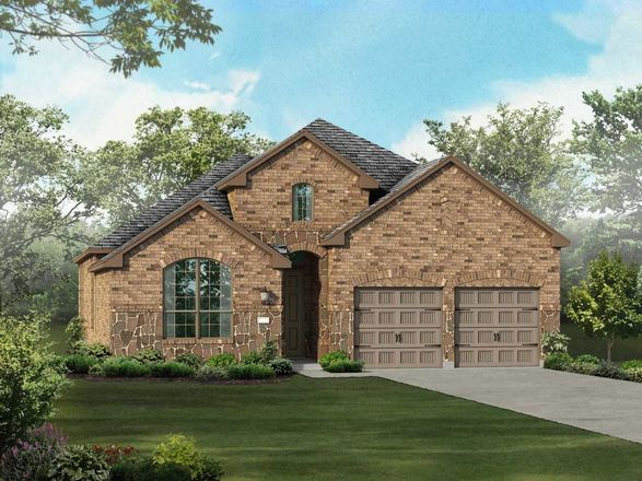 Ready To Build Home In Trinity Falls: 50ft. lots Community