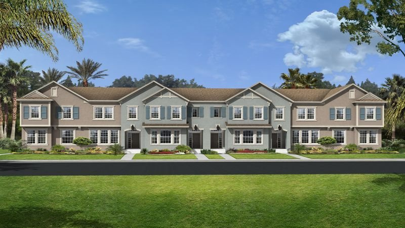 New homes from CalAtlantic Homes in Winter Garden, FL