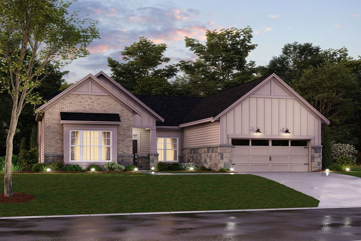 Ready To Build Home In Merion Community