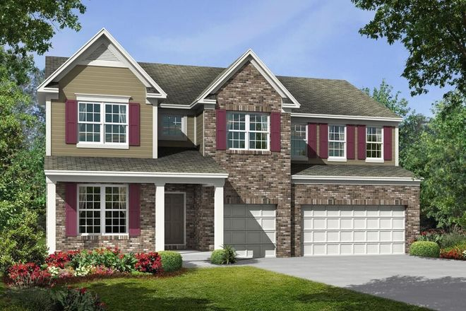 Ready To Build Home In Wynstone Community