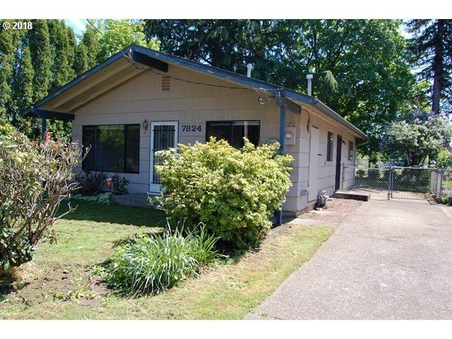 7824 SE LONG ST Portland OR 97206 id-1515982 homes for sale