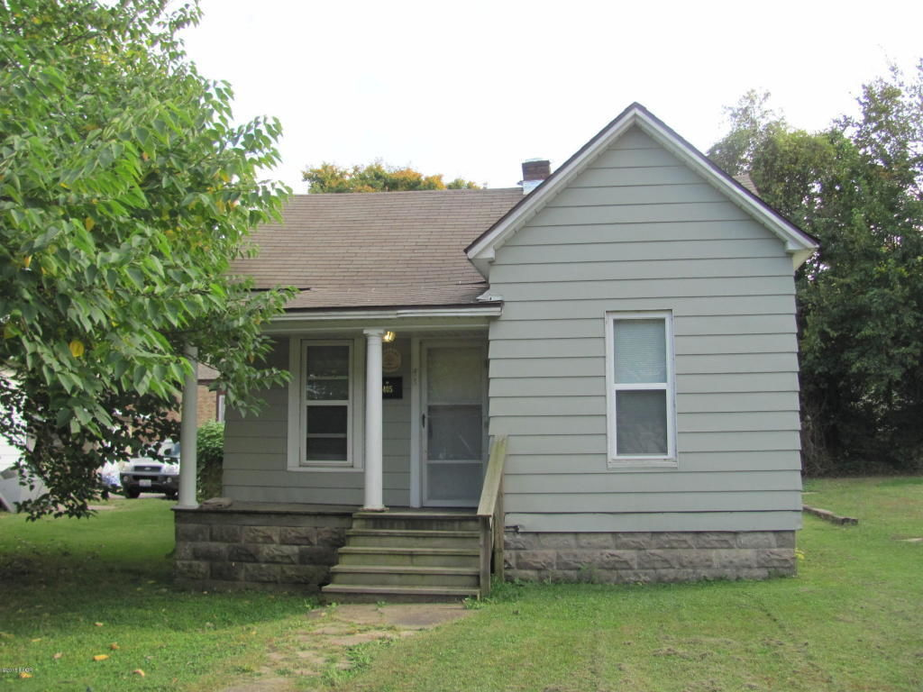 405 SYCAMORE STREET Carbondale IL 62901 id-344134 homes for sale