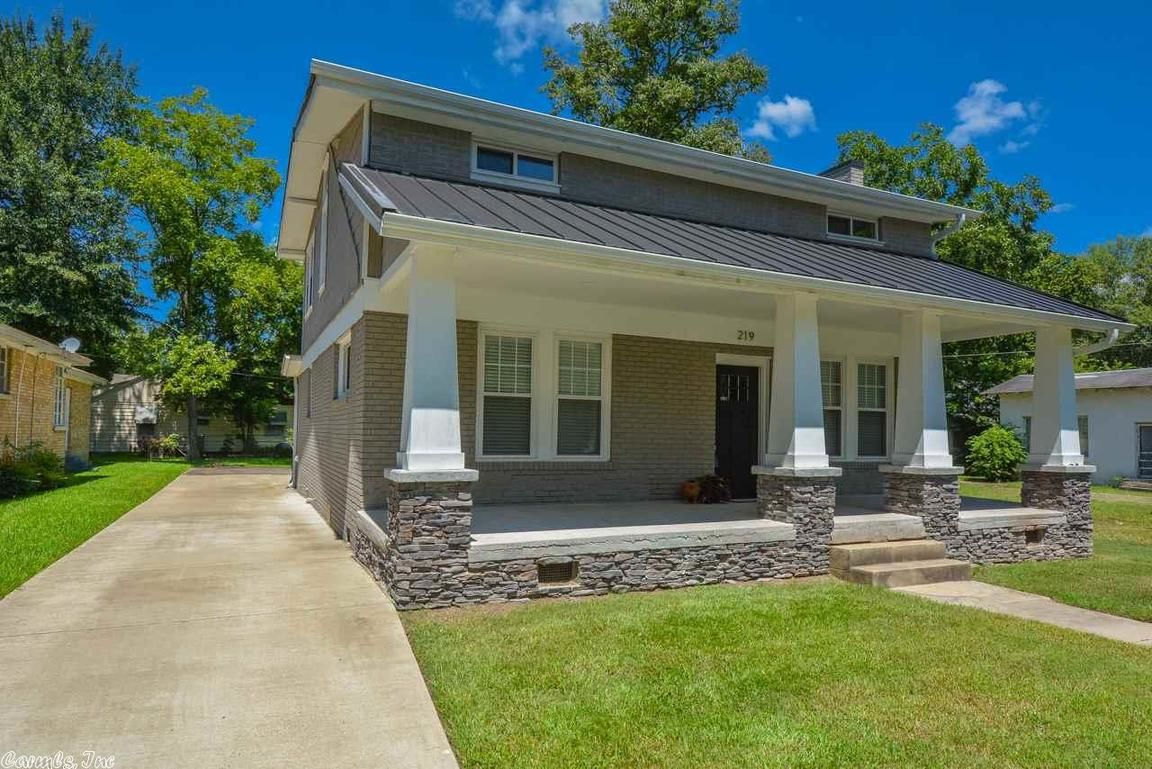 Homes For Sale In The Park Hill Area Of North Little Rock Ar