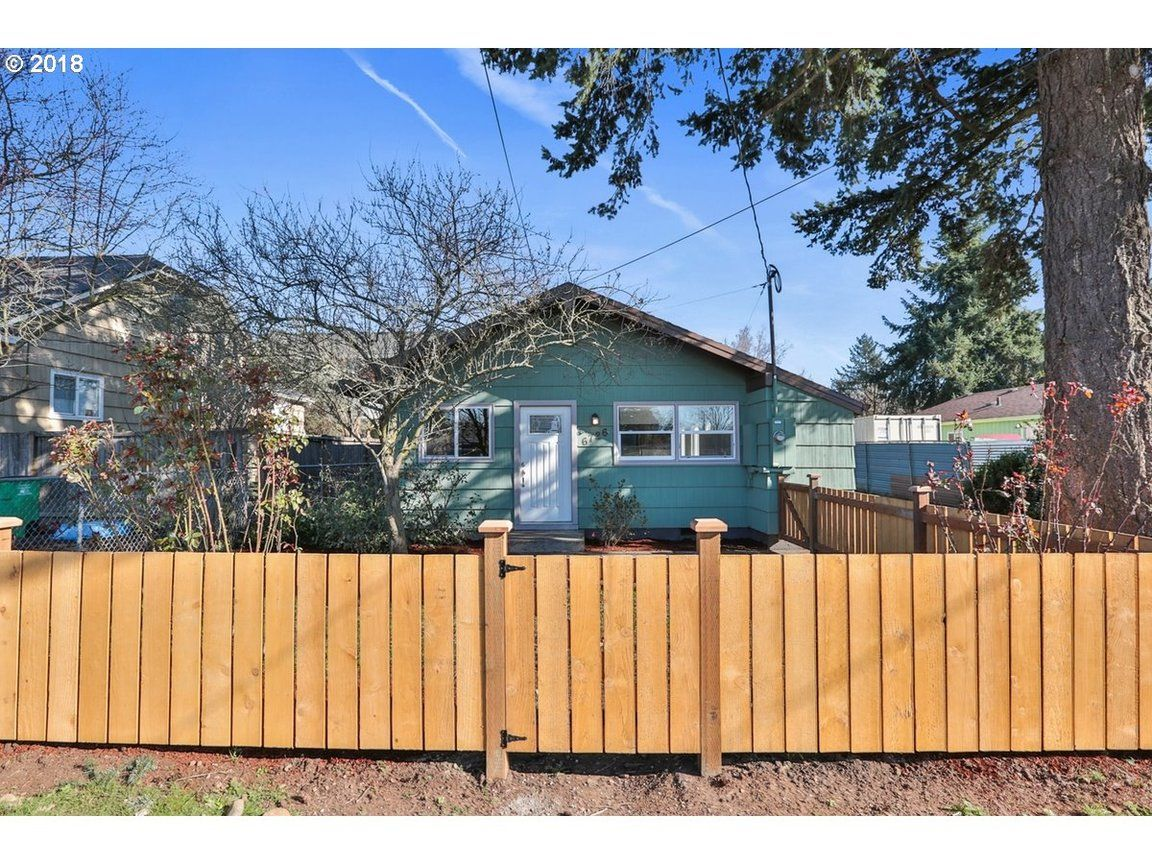 6726 SE 80TH AVE Portland OR 97206 id-504697 homes for sale