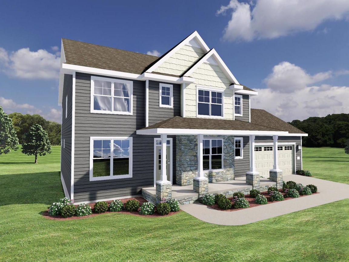 Ready To Build Home In Silver Spring Estates Community