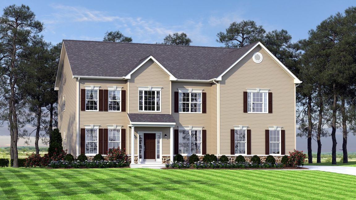 New Homes From Js Homes In Smyrna De