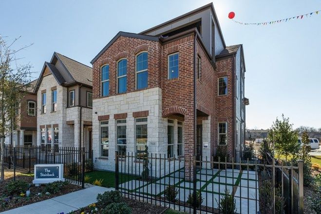 Ready To Build Home In Enclave at Lake Highlands Town Center - Bungalow Series Community