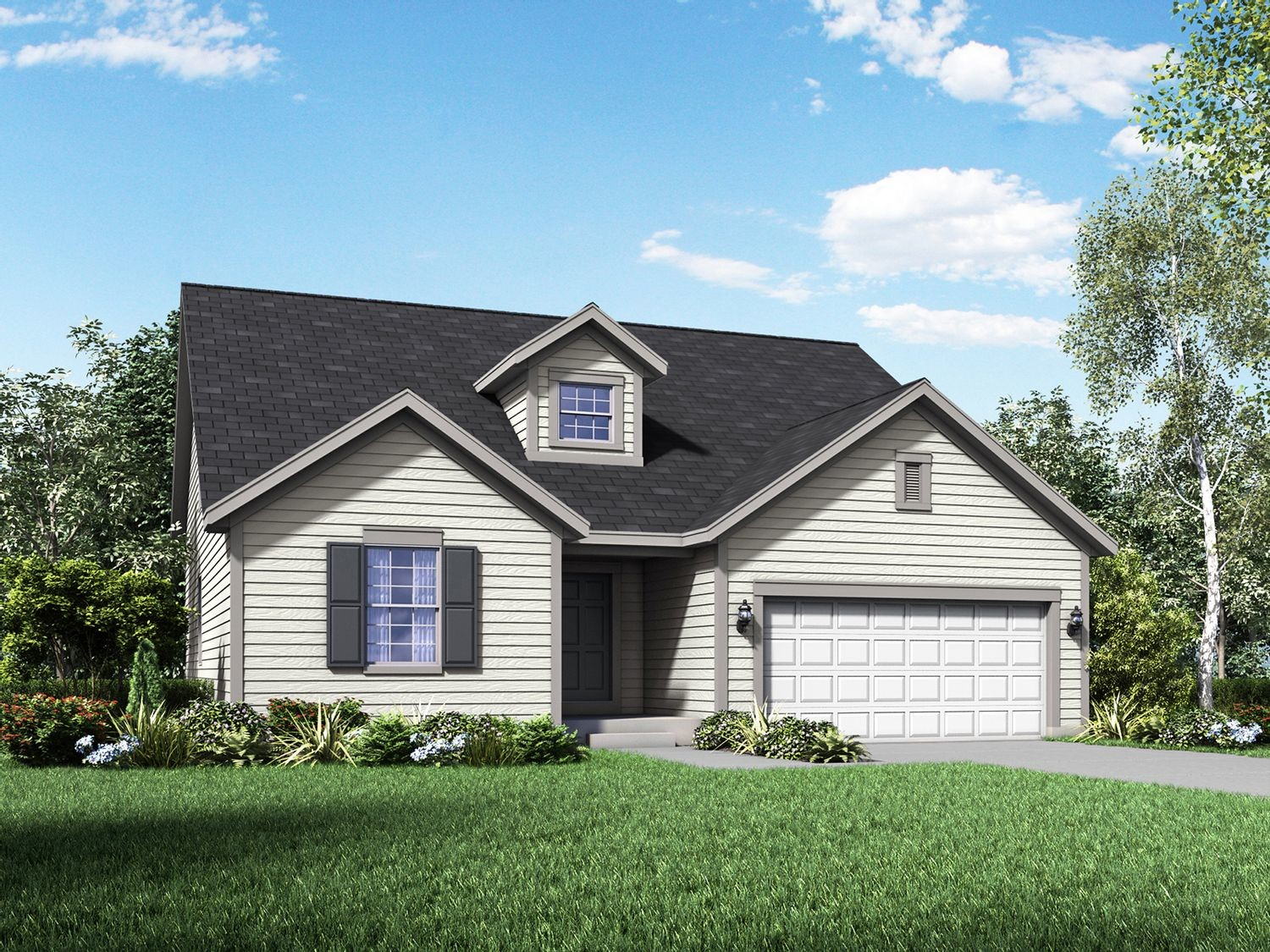 Ready To Build Home In Heritage Gardens Community