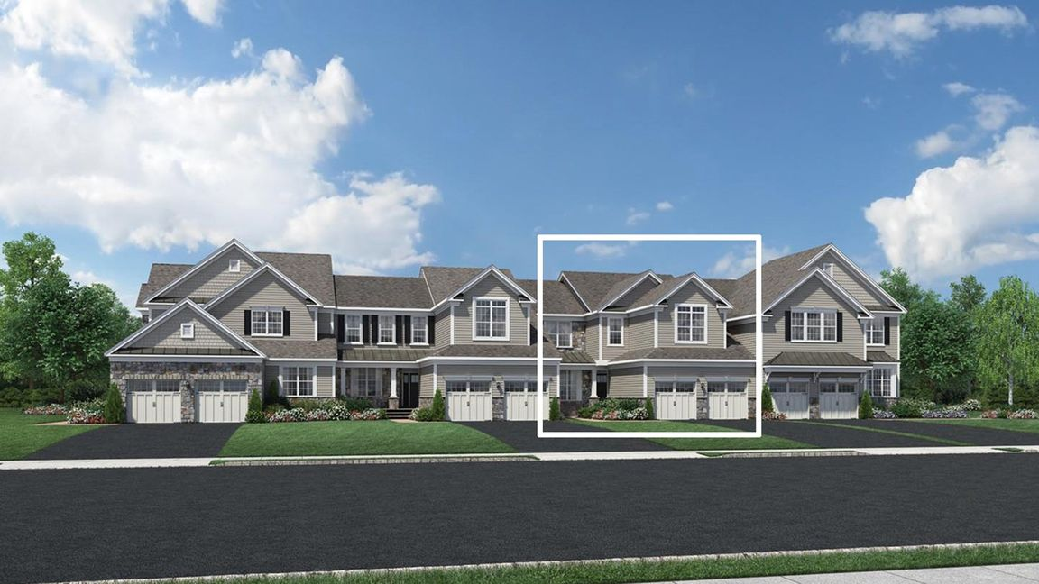 Ready To Build Home In Reserve at Franklin Lakes - Carriages Collection Community