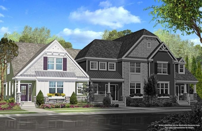 Ready To Build Home In Heritage Creek Community