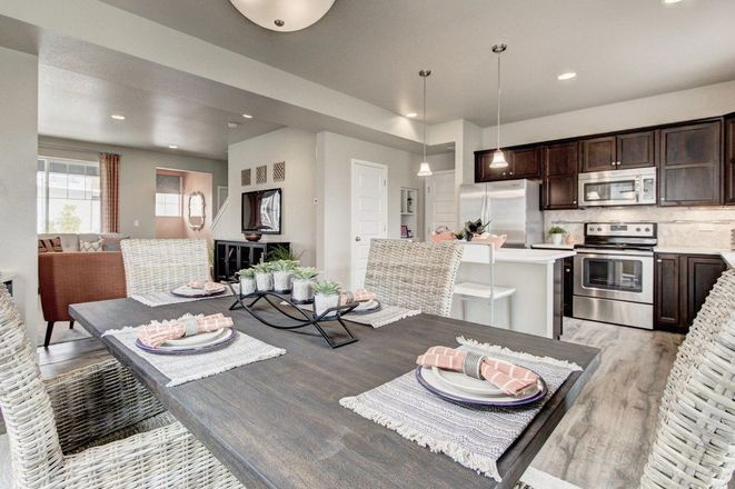 Move In Ready New Home In Hartford Homes at Harvest Village Community