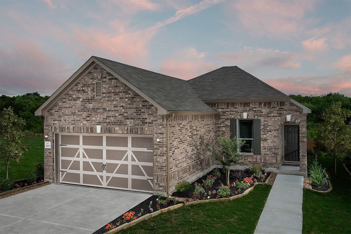 Ready To Build Home In Mirabel Community