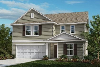 Ready To Build Home In Partin Place Community