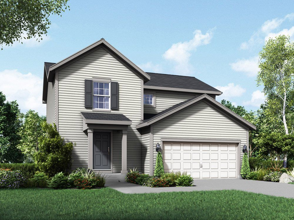 New Homes From William Ryan Homes In Sun Prairie Wi
