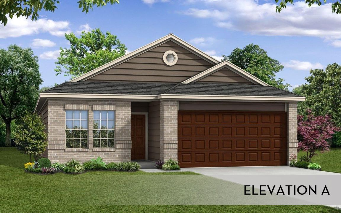 new homes from castlerock communities in pflugerville tx