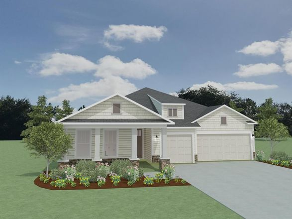 Ready To Build Home In Breakfast Point Community