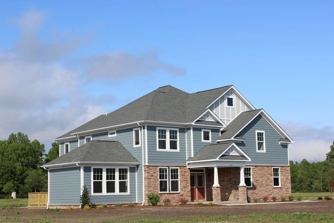 Ready To Build Home In Build On Your Lot in Suffolk Community