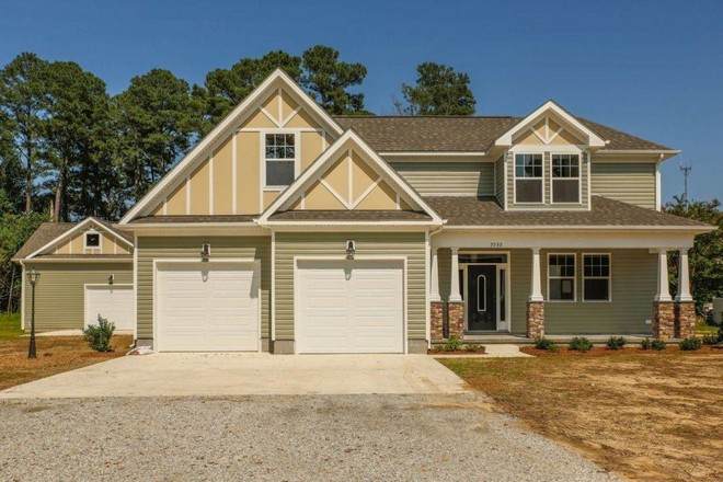 Ready To Build Home In Build On Your Lot in Newport News Community