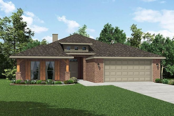 Ready To Build Home In Anderson Estates Community
