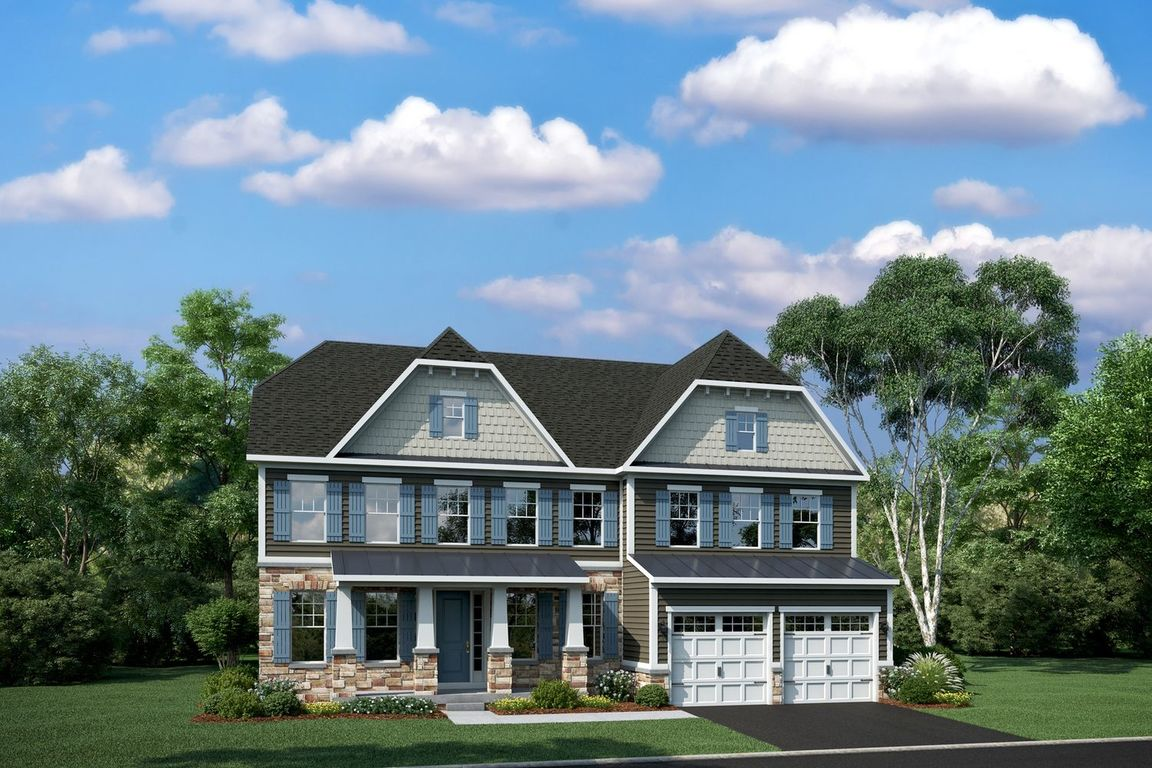 Ready To Build Home In Maple Lawn South Community