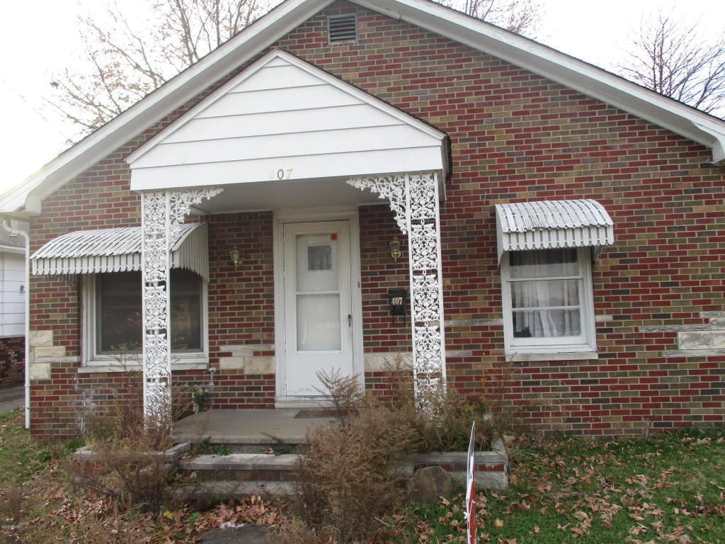 407 LOGAN STREET West Frankfort IL 62896 id-1565769 homes for sale