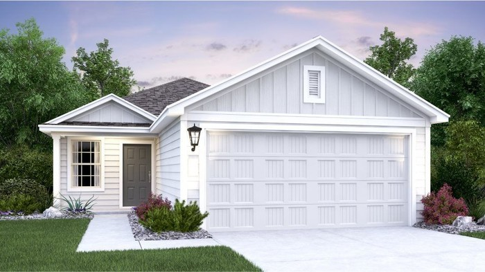 Ready To Build Home In Northeast Crossing - Cottage & Watermill Collections Community