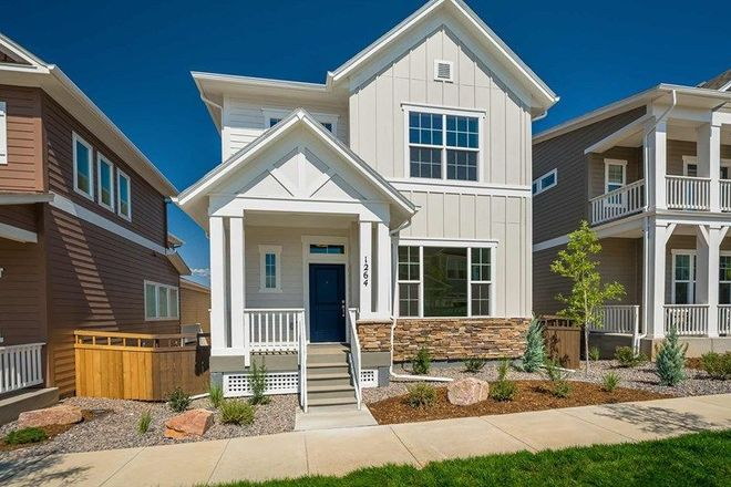 Ready To Build Home In Gold Hill Mesa Community