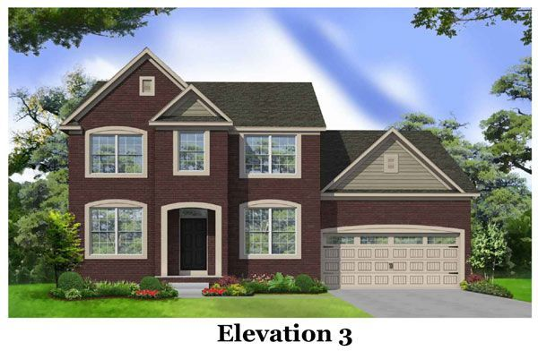 Ready To Build Home In Baird Farms Community