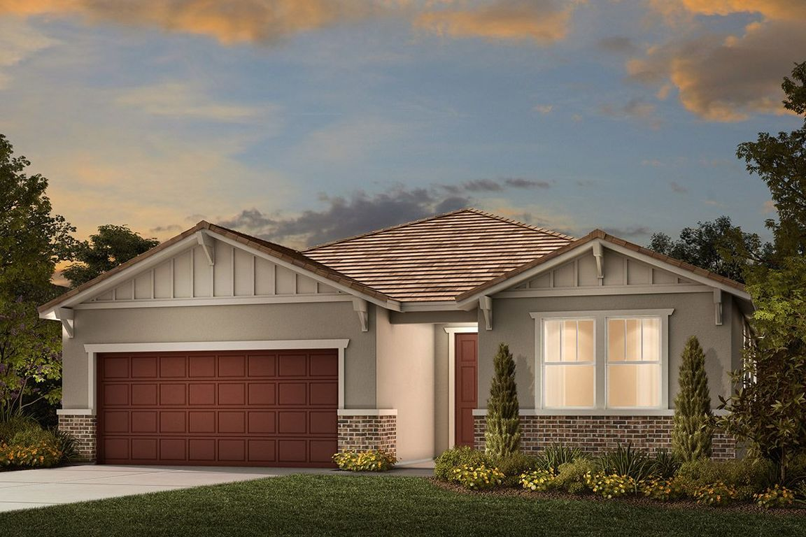 Ready To Build Home In Montevello Community