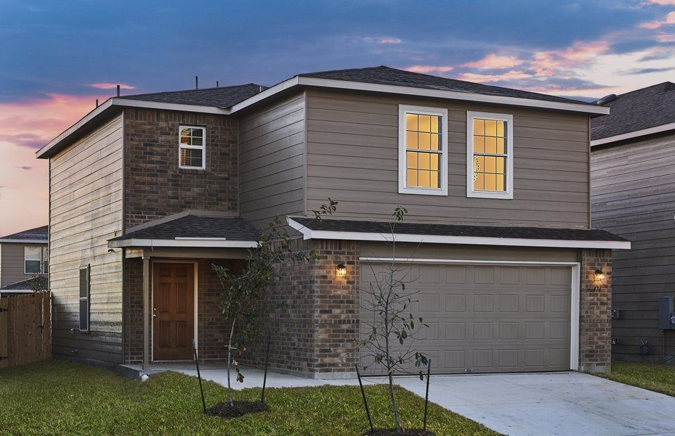 Douglas At Retreat at Champions Landing Houston TX 77069 id-1784918 homes for sale