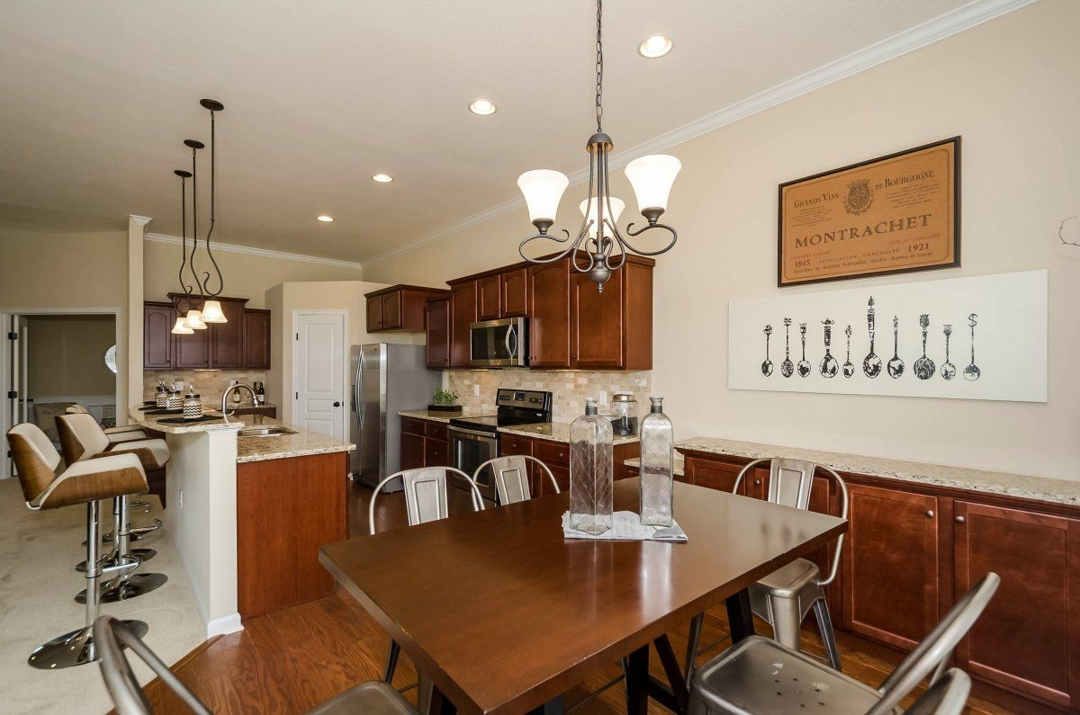 new homes from fischer homes in springboro oh