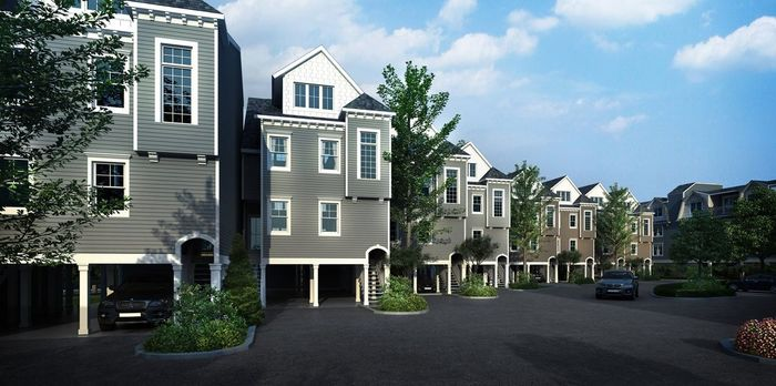 Ready To Build Home In Marina Pointe East Rockaway Community