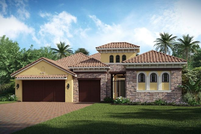 Ready To Build Home In K. Hovnanian's Four Seasons at Parkland Community