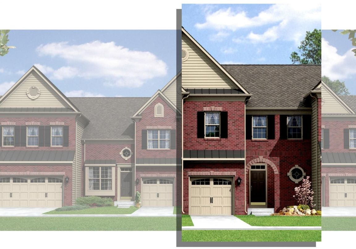 Knighthill Townhome At The Fields Blue Barn Meadows Allentown Pa