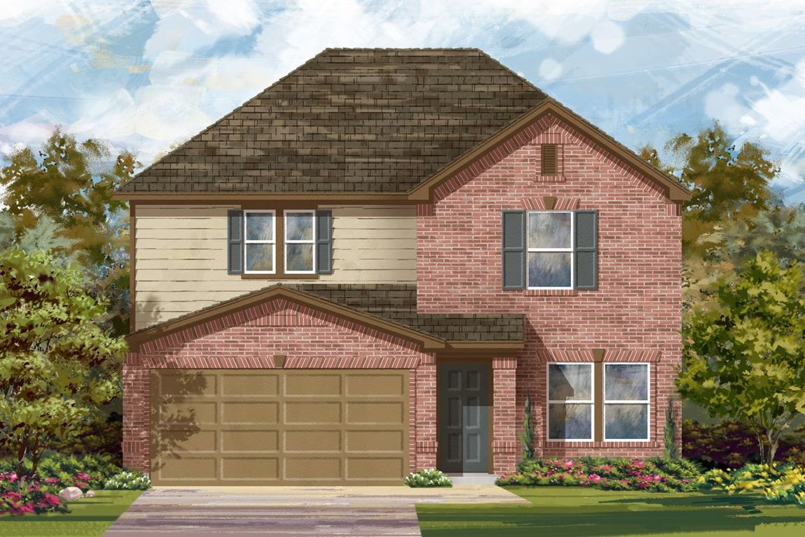 Ready To Build Home In Edgebrook Community