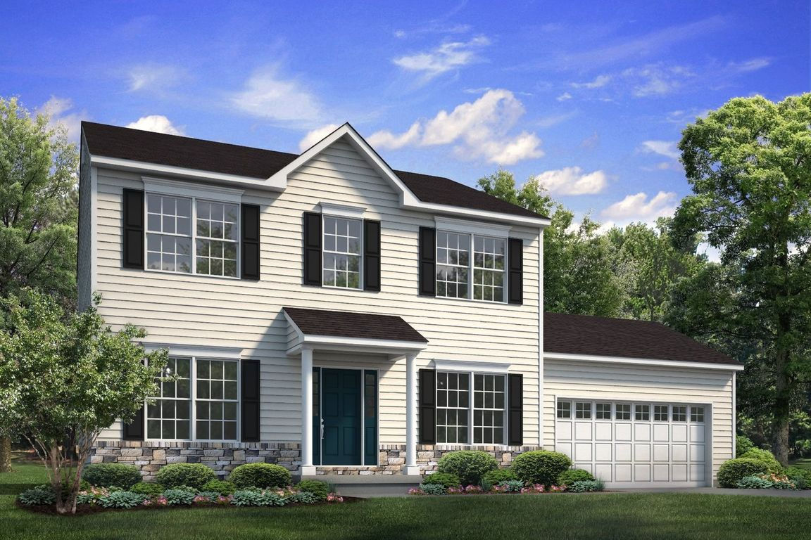 Ready To Build Home In Northwood Farms Community