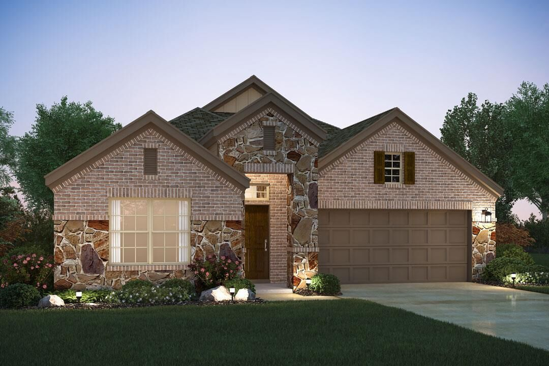 Ready To Build Home In Carmel Creek Community