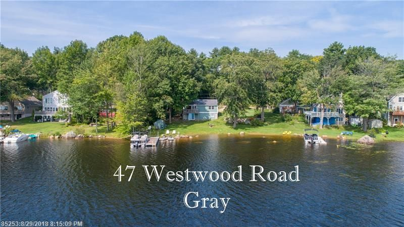 47 WESTWOOD RD Gray ME 04039 id-1448155 homes for sale