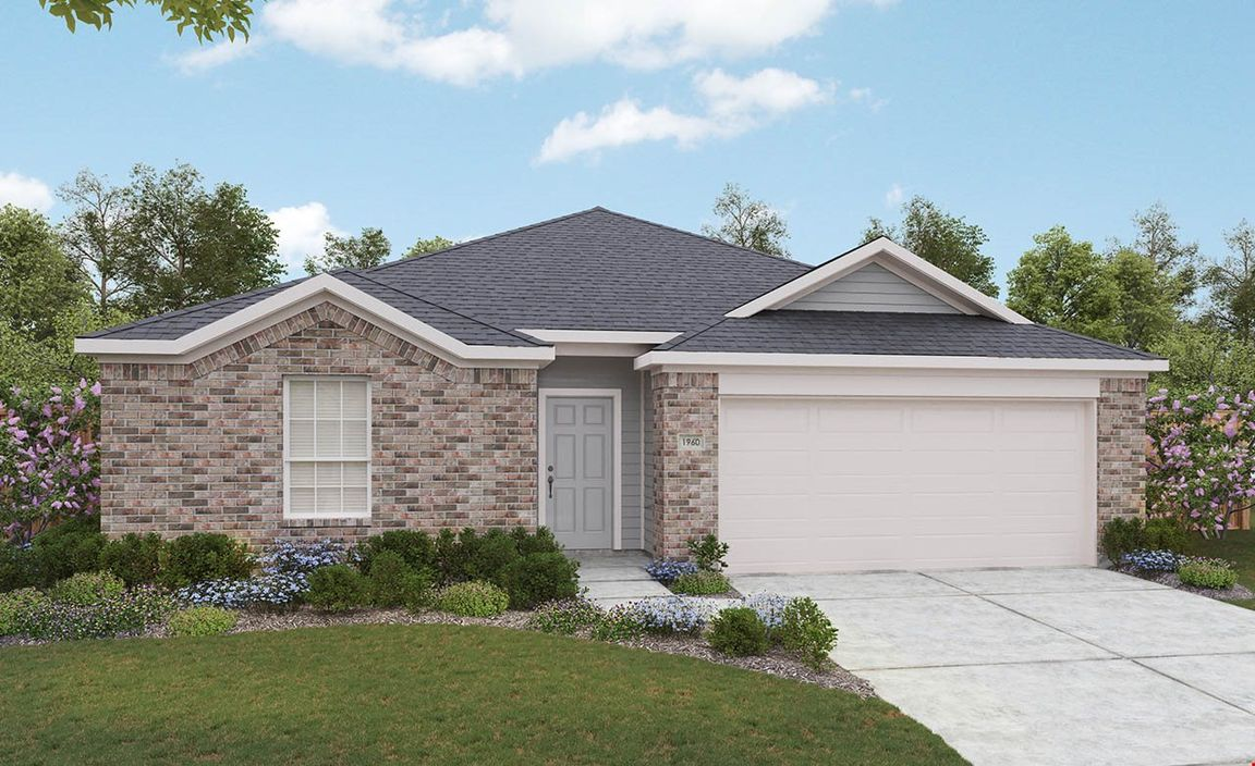 new homes from gray point homes in pflugerville tx