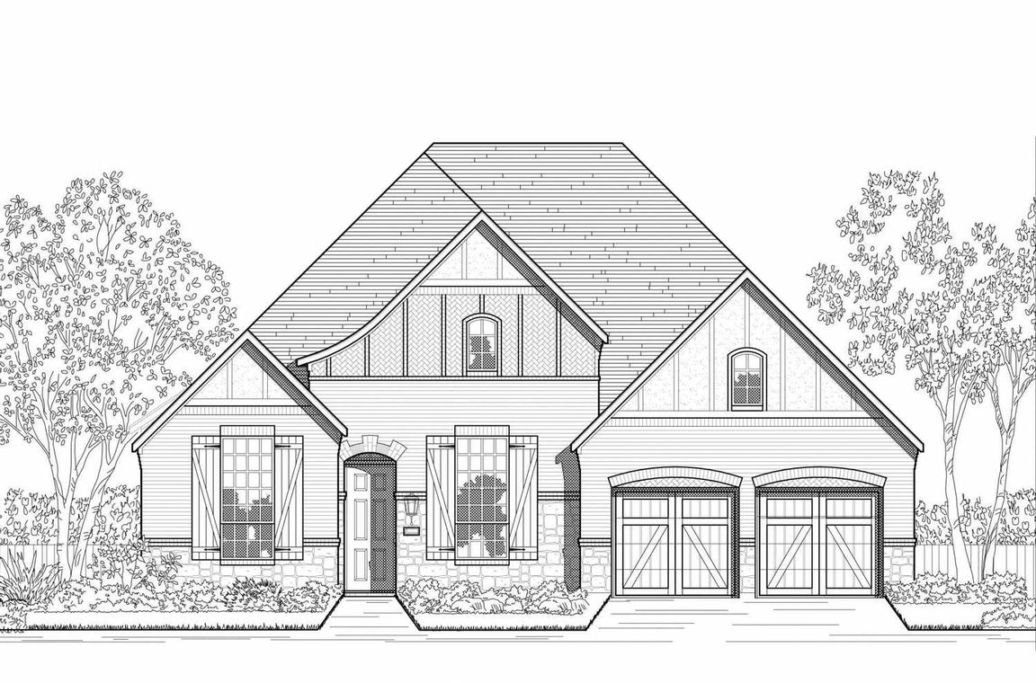 Ready To Build Home In Walsh: 60ft. lots Community