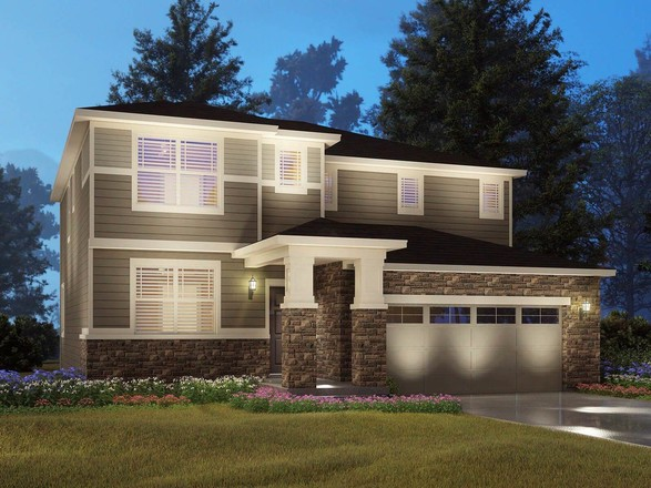 Ready To Build Home In Village at Southgate Community