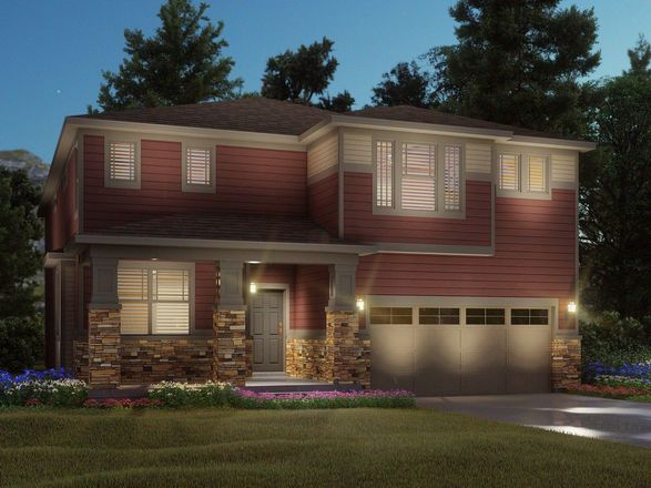 Ready To Build Home In Harvest Junction Community