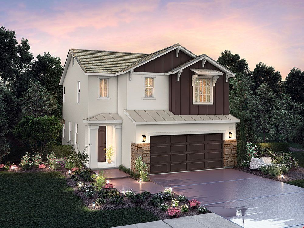 New homes from granville homes in fresno ca for Granville home