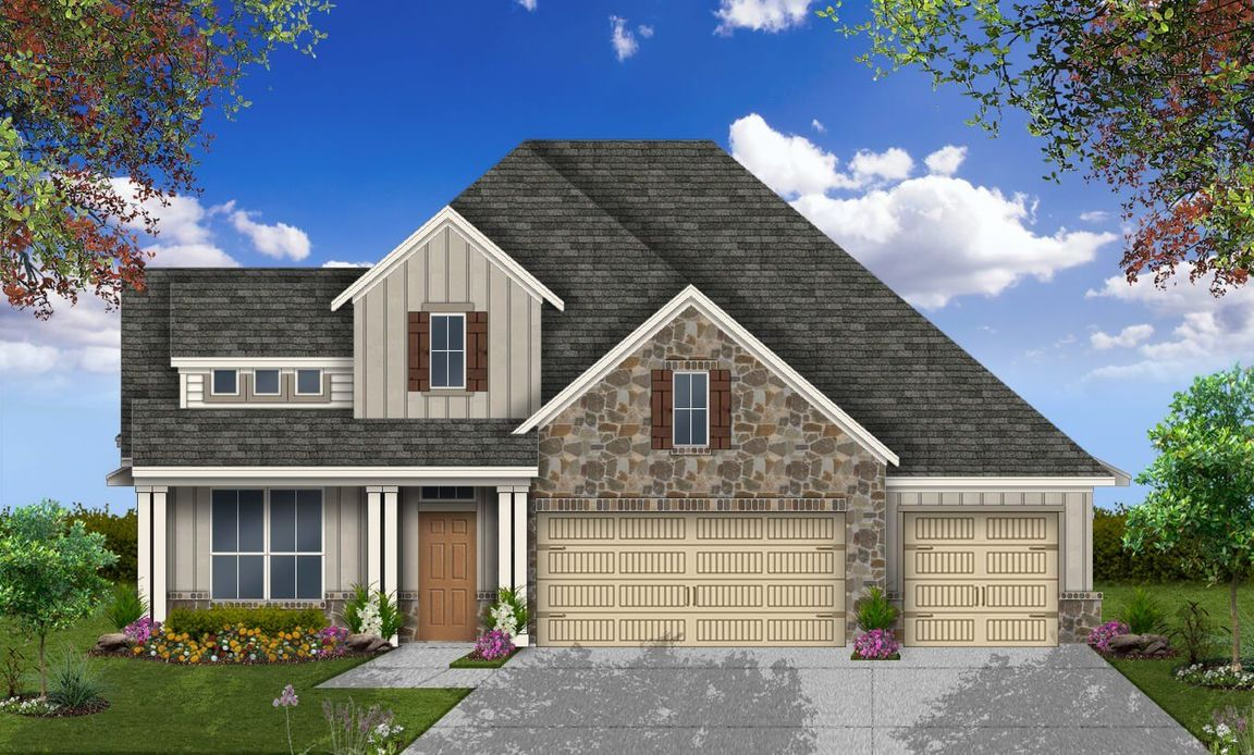 new homes from wilshire homes in pflugerville tx