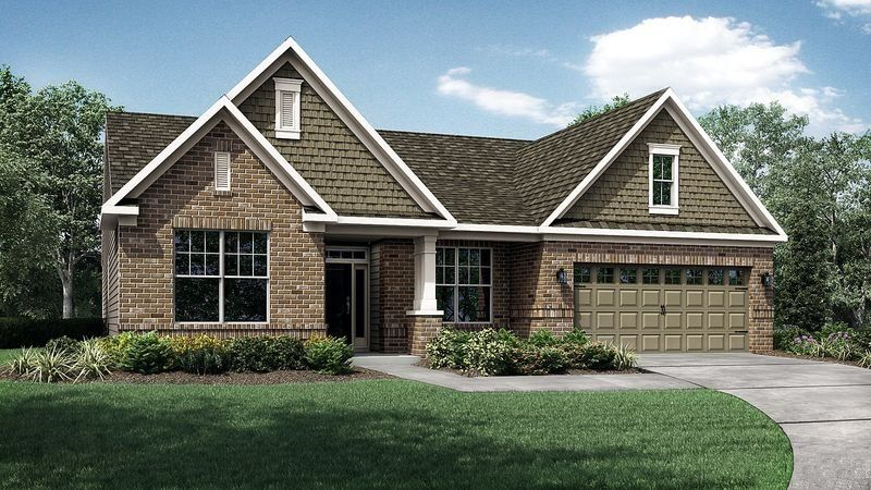 new homes from calatlantic homes in fishers in