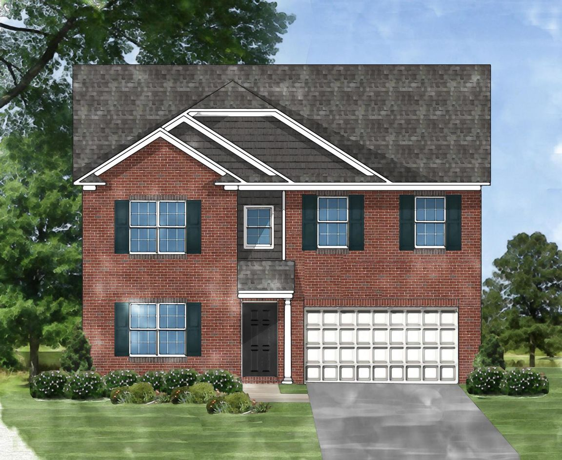 Ready To Build Home In The Grove Community