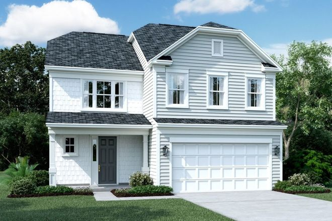 Ready To Build Home In The Commons at Richmond Hill Community