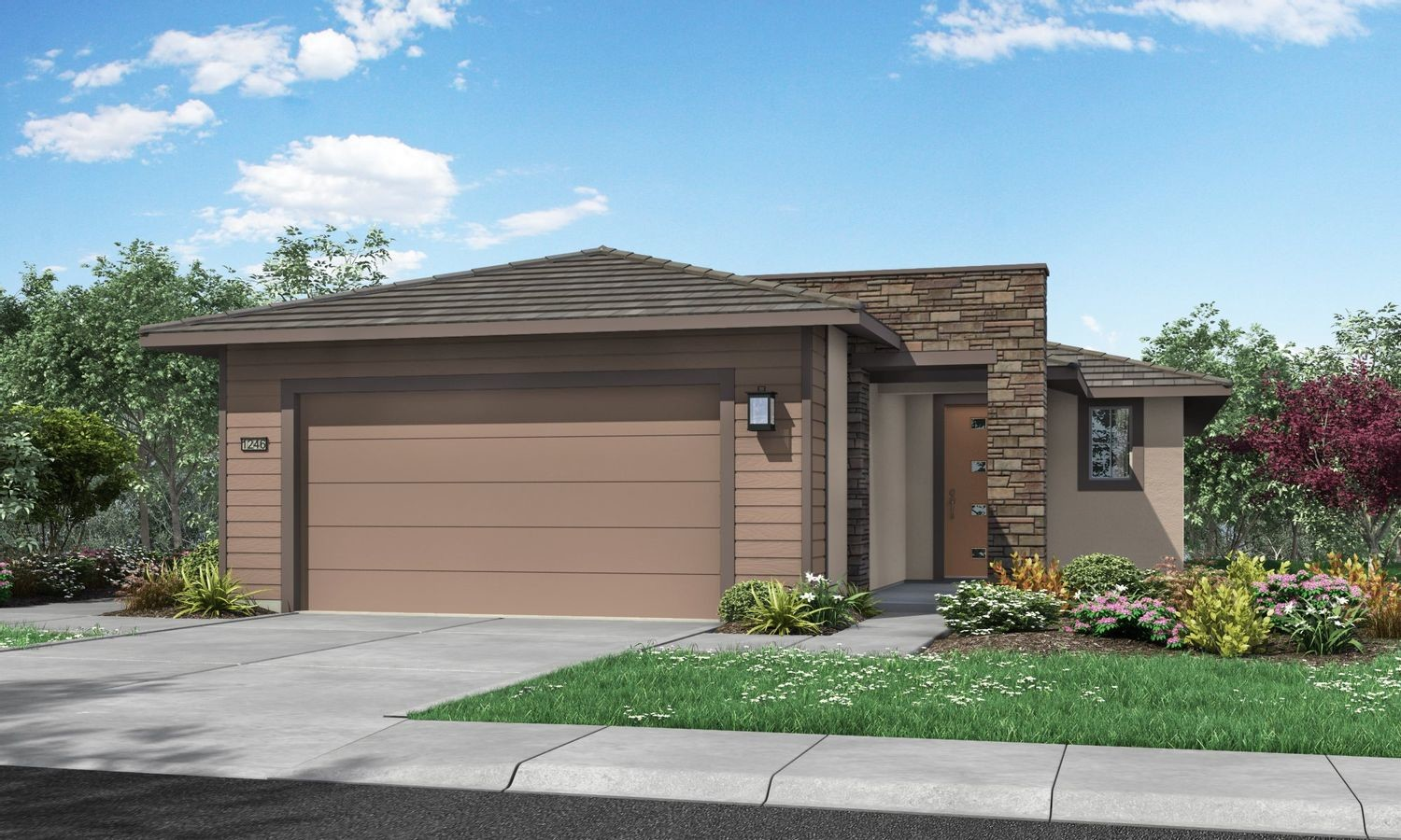 Ready To Build Home In Heritage Solaire - Meridian Community